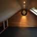 penicuik, attic conversion—after